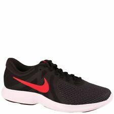 NIKE REVOLUTION 4 Men's University Red/Grey/Black Running Shoes 908988-011