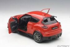 Autoart 2016 NISSAN JUKE R 2.0 RED COMPOSITE in 1/18 Scale New Release! In Stock
