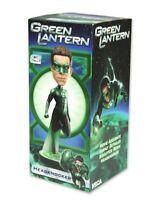 "GREEN LANTERN Hal Jordan HeadKnocker Statue Figure By NECA 8"" Tall"