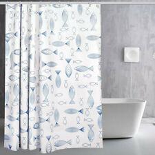 Bad Duschvorhang Fisch Muster Badewannenvorhang Dusche Vorhang Größe Auswahl