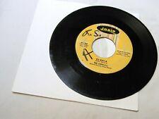 THE CADILLACS GLORIA / I WONDER WHY 45 RPM RECORD