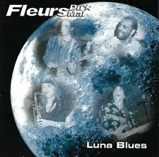 Luna Blues by Fleurs du Mal (CD, 2003)