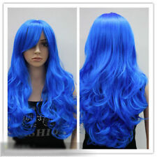 Blue Wigs & Hairpieces