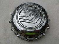 1998-01 Mercury MOUNTAINEER Chrome 5 lug Wheel Hub Center Cap OEM #F87A-1A096-HA