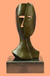 Art Deco Abstract Modern Art Bronze Sculpture by Picasso Hot Cast Home Figure