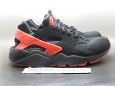 Men's Nike Air Huarache Run QS Love Hate Pack Running Shoes 700878-006 sz 10.5