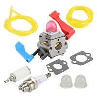 Carburetor Carb For Craftsman Gas Blower WT-784 Fuel filter line kit