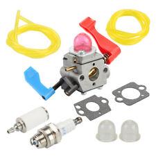 Carburetor Carb For Craftsman Gas Blower Walbro Wt-784 Fuel filter line kit