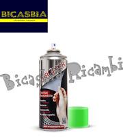 11473 - BOTELLAS PINTAR DESMONTABLE WRAPPER ML 400 VERDE FLUORESCENTE
