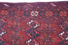 Große Afghanistan Taschenfront 180x105cm Jowal Chuval bagface tapis rug tappeto