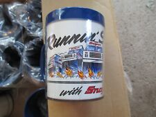 1 Snap on tool tools runnin Strong Thermo Serv Cup Mug New old Stock 1980's ?