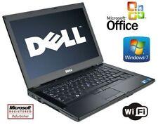 Sleek Dell Latitude Laptop Windows 7 Core i7 2.67GHz 8GB RAM 1TB + MS Office