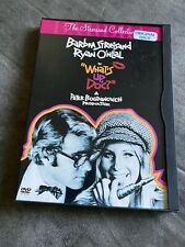 WHAT'S UP DOC?, DVD, Streisand, Bogdanovich, free shipping
