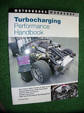 Turbocharging Performance Handbook Motorbooks Automotive Car Bike ++ Manual 2007