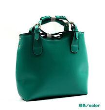 Damen Echtleder Messenger Handtasche Beutel Leder Damentasche Schulter Tasche