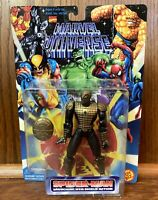 Gold Costume Spider-Man Vintage Marvel Universe Action Figure New 1996 Toybiz