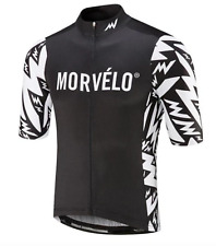 Mens Morvelo Unity Short Sleeve Cycling Jersey - Large