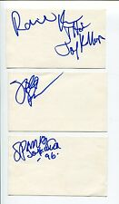 The Joykiller Punk Rock Band Signed Autograph