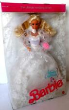 Barbie Doll WEDDING FANTASY BARBIE DOLL #2125 1989 NIB NRFB