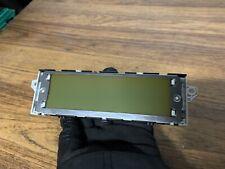 Citroen c4 dashboard Multifunction Display 9664644380