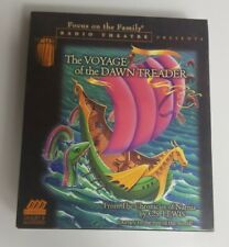 CHRONICLES OF NARNIA The Voyage of the Dawn Treader Audiobook Cassettes