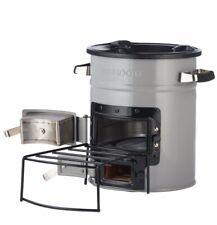 EcoZoom Versa Rocket Cookstove - Wood, Charcoal or Biomass Fuel