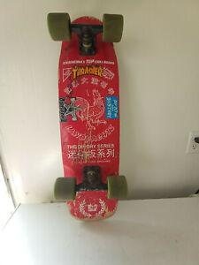 "Landyachtz Sriracha Dinghy 28"" Cruiser Complete Skateboard"