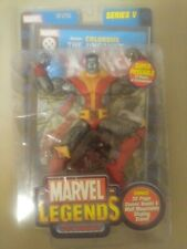 "Marvel Legends Colossus 7"" Toy Biz Action Figure Series 5 MIP 2003 New 37 POA"