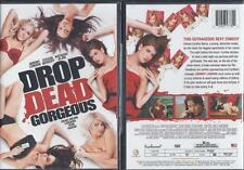 DVD:  DROP DEAD GORGEOUS......JEREMY LONDON-NATASHA ALAM-STEVEN BERKOFF....NEW