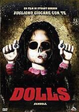 DOLLS - 1987  DVD HORROR