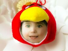 Personalized 3D Faces Stuffed Toys - Angry Bird