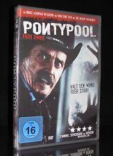 DVD PONTYPOOL - RADIO ZOMBIE - HALT DEN MUND ODER STIRB - HORROR *** NEU ***