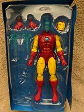 Marvel Legends Iron Man Tony Stark A.I. Action Figure NO Mr Hyde BAF