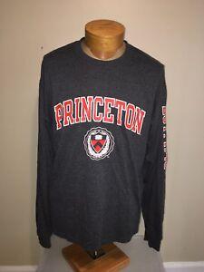 Champion Princeton Crew Long Sleeve Men's Size Large