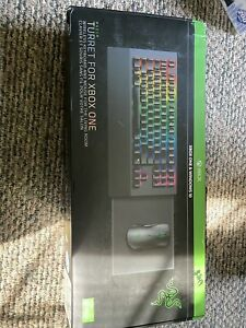 Razer Turret Wireless Gaming Keyboard & Mouse for Xbox One - Mechanical Switches