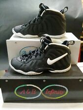 """Nike Little Posite Pro Gs """"Dr. Doom"""" 644792-006 Size 6.5Y"""