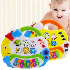 Baby Kids Musical Educational Animal Farm Piano Developmental Music Toy Gift N