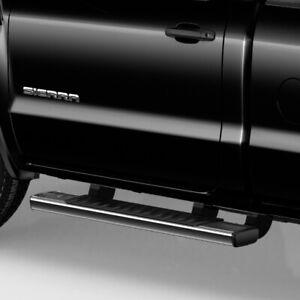 "NEW GENUINE GM REG CAB w/ DIESEL ENGINE 6"" STEP PACKAGE 15-18 SIERRA SILVERADO"