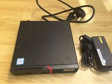 Lenovo ThinkCentre M900 Tiny,Intel i3-6100T 6th Gen,8GB,500GB HD /Win10 64 HP G2