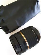 Tamron B003 18-270mm f/3.5-6.3 Di-II Aspherical AF IF VC Lens For Nikon w Filter