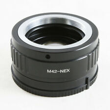 0.72x Focal Reducer Speed Booster M42 mount lens to Sony NEX Adapter 7 5R 6 5N