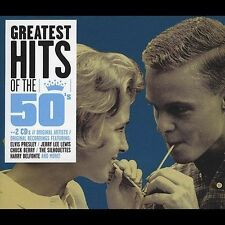 Various Artists : Greatest Hits of the 50s CD