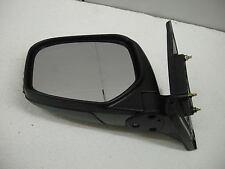 Door/Wing Mirror Black Manual L/H N/S For Mitsubishi L200 B40 2.5 Pickup 06>ON