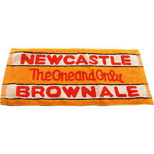 Newcastle Brown Ale Bar Towel - Home Bar Drink C