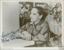 HELENA RUBINSTEIN Signed Photograph - US Business Magnate - preprint