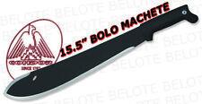 "Condor 15.5"" Bolo Machete Carbon Steel With Leather Sheath CTK227-15HC NEW"