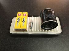 TOYOTA AYGO 1.0 SERVICE KIT OIL AIR FILTERS & SPARK PLUGS NGK