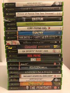 XBox Original Games Fast Free Postage Next Day Dispatch