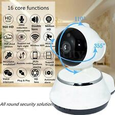 HD 720p Wireless Pan Tilt IP WiFi Camera Home Security CCTV Network Night Vision