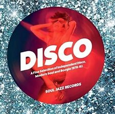 Soul Jazz Records Presents Disco a Fine Selection of Independent D CD